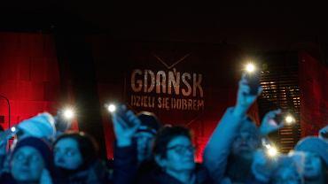 28. Finał Wielkiej Orkiestry Świątecznej Pomocy w Gdańsku