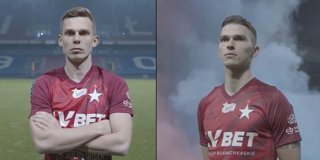 Wisła Kraków przeprowadziła dwa transfery! To piłkarz Legii i zawodnik z Serie A