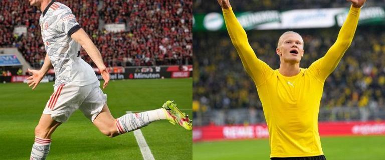 Lewandowski plus dwa! Pasjonująca rywalizacja z Haalandem w klasyfikacji strzelców Bundesligi