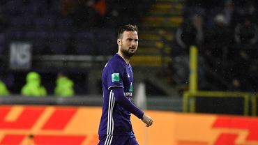 Antonio Milić w barwach Anderlechtu