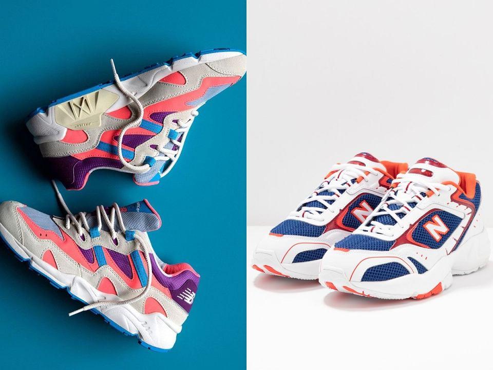sneakersy retro New Balance
