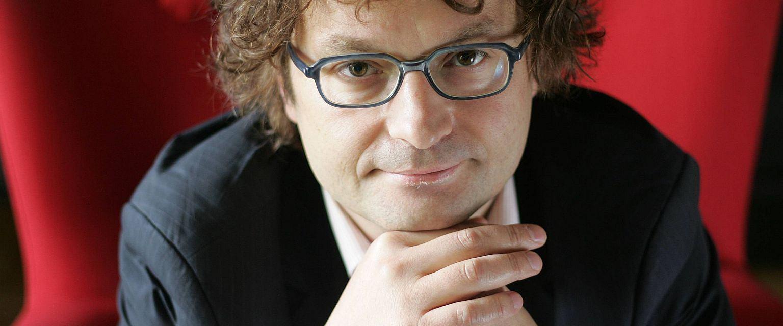 Prof. Tadeusz Bartoś (fot. Bartosz Bobkowski / Agencja Gazeta)