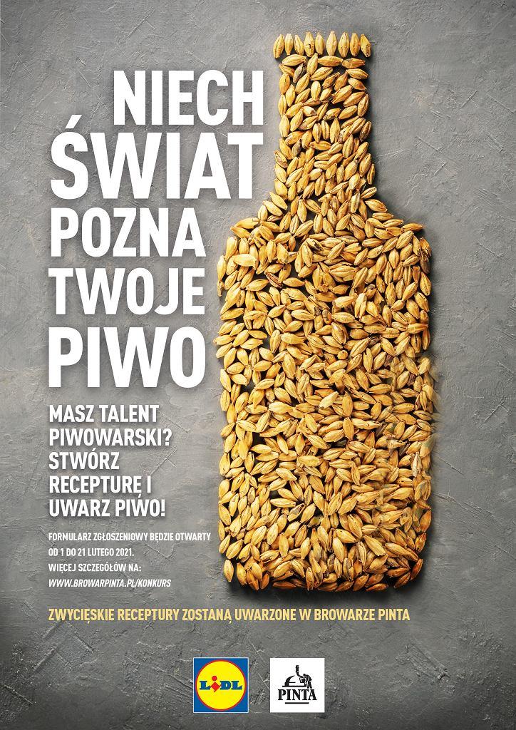 Plakat PINTA