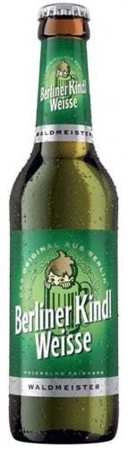 Pyszne pszeniczne piwa, piwo, alkohol, Berliner Kindl Weisse