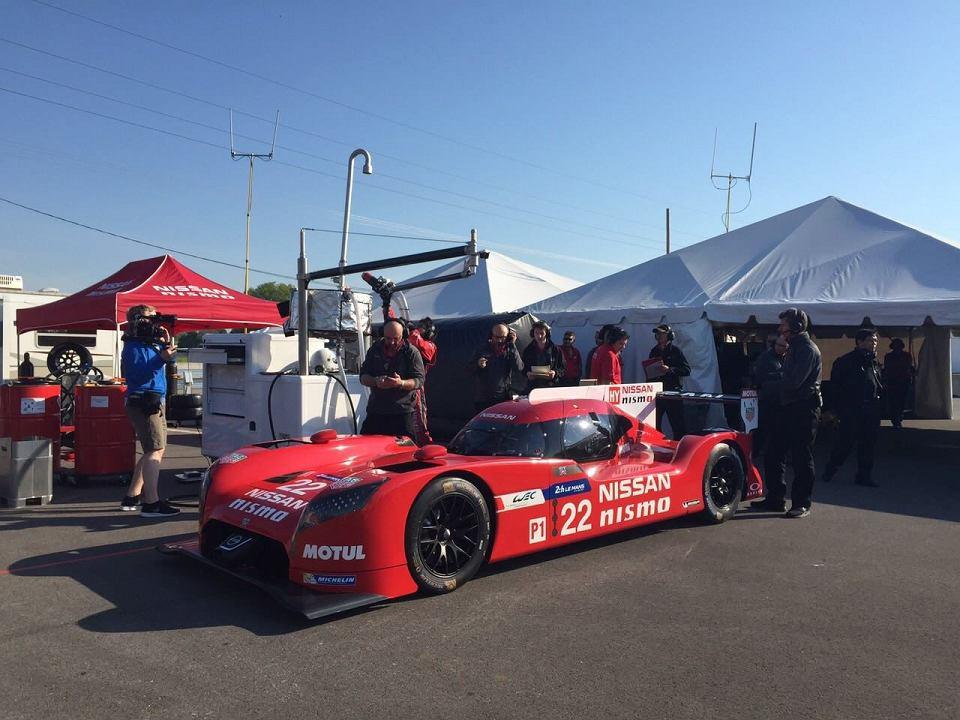 Le Mans 3D Mayfly