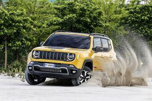 Jeep Renegade 2019 - cennik. Znamy ceny nowego małego Jeepa