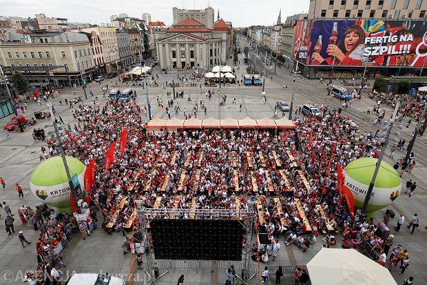 Mundial 2018. Strefa Kibica w Katowicach