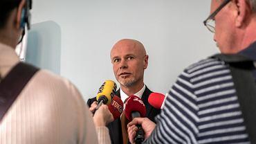 Prof. Adam Maciejewski, kierownik Kliniki Chirurgii Onkologicznej i Rekonstrukcyjnej w Instytucie Onkologii w Gliwicach