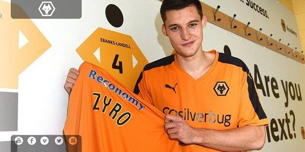 Michał Żyro zawodnikiem Wolverhampton Wanderers