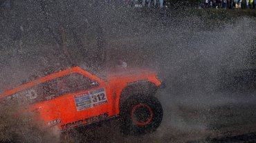 Dakar 2016. Robby Gordon