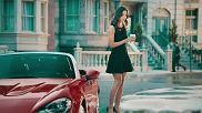 Reklama Fiata 124 Spider
