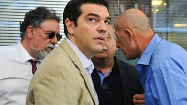 Co dalej z Grecją? Premier Tsipras jest w złej sytuacji, jego kraj - w jeszcze gorszej