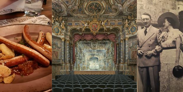 Bayreuth - niemiecka perełka. Opera Margrabiów, Wagner i... ulubione miasto Hitlera