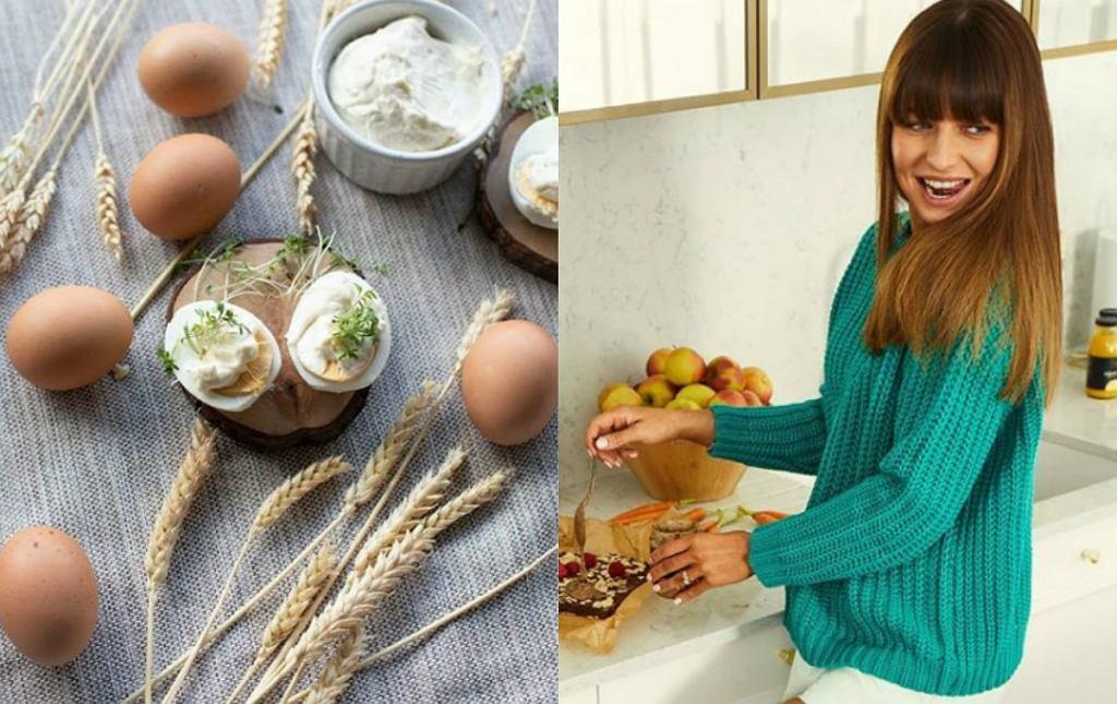 Anna Lewandowska zdradza swój przepis na majonez. Jest banalnie prosty i tani