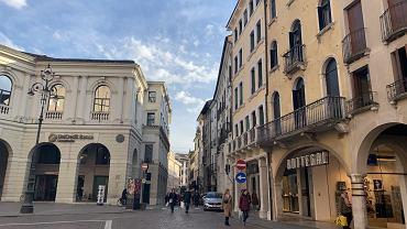 """Polka relacjonuje z włoskiego Treviso. """"W telewizji panika, ale na ulicach spokojnie"""""""