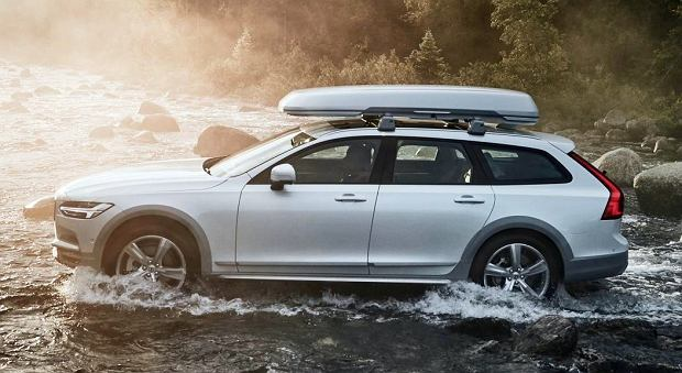 Volvo V90 CrossCountry Ocean Race
