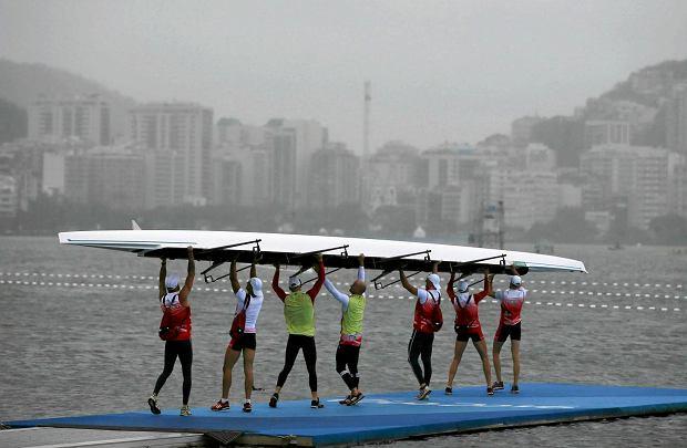 """Rio 2016. Pierwszy """"gorzowski"""" finał za nami. Ósemka na piątym miejscu"""