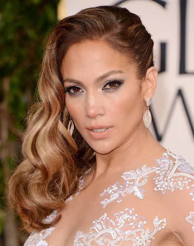 Jennifer Lopez, gwiazdy bez makijażu