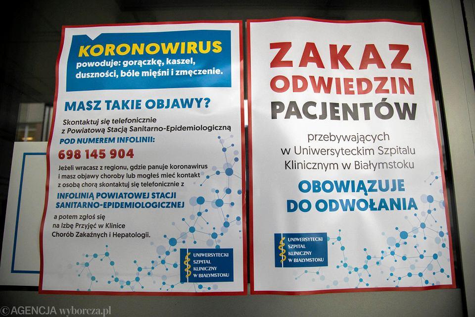 Koronawirus w Polsce