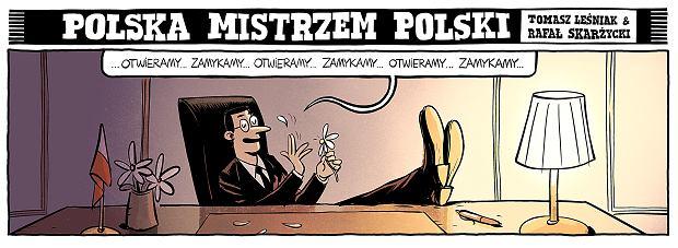 Zdjęcie numer 9 w galerii - Polska mistrzem Polski