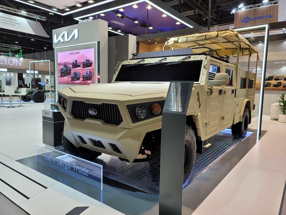 KIA KLTV Cargo Truck