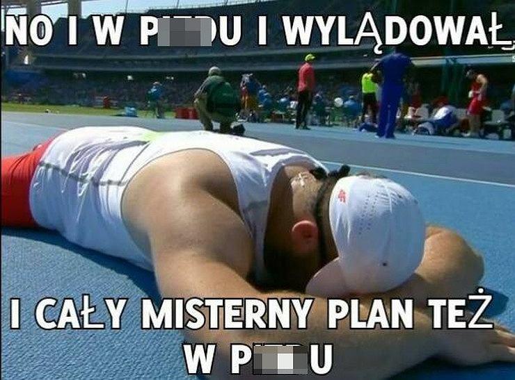 Memy po środzie w Rio