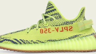 Za Yeezy Boost 350 V2 w odcieniu 'średniej zmrożonej żółci' Polacy są w stanie zapłacić nawet kilka tysięcy