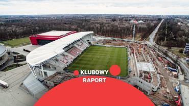 Budowa stadionu ŁKS