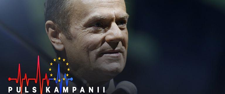 Wybory do Parlamentu Europejskiego. Donald Tusk poparł Jacka Rostowskiego