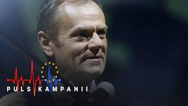 Wybory do Parlamentu Europejskiego 2019. Donald Tusk poparł Jacka Rostowskiego