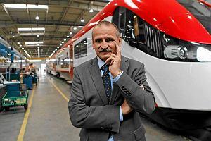 Właściciel Pesy: Jesteśmy naiwni gospodarczo, wydajemy 2,7 mld zł na włoskie Pendolino