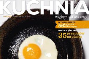 Kwietniowy numer magazynu Kuchnia już w sprzedaży!