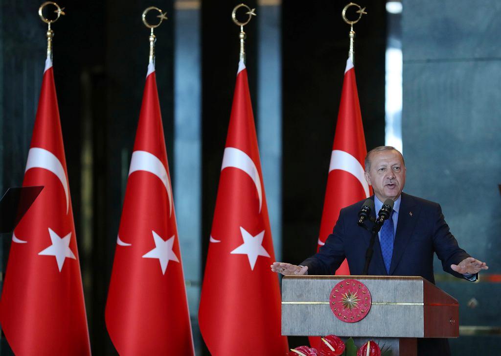 Turcja, 13.08.2018