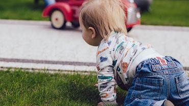 Dziecko nabiło sobie guza. Wiesz co robić?