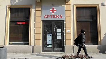 Zamknięta apteka