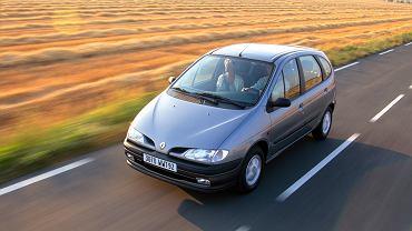 Renault Scenic kończy 20 lat