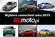 Samochód Roku 2015 Moto.pl