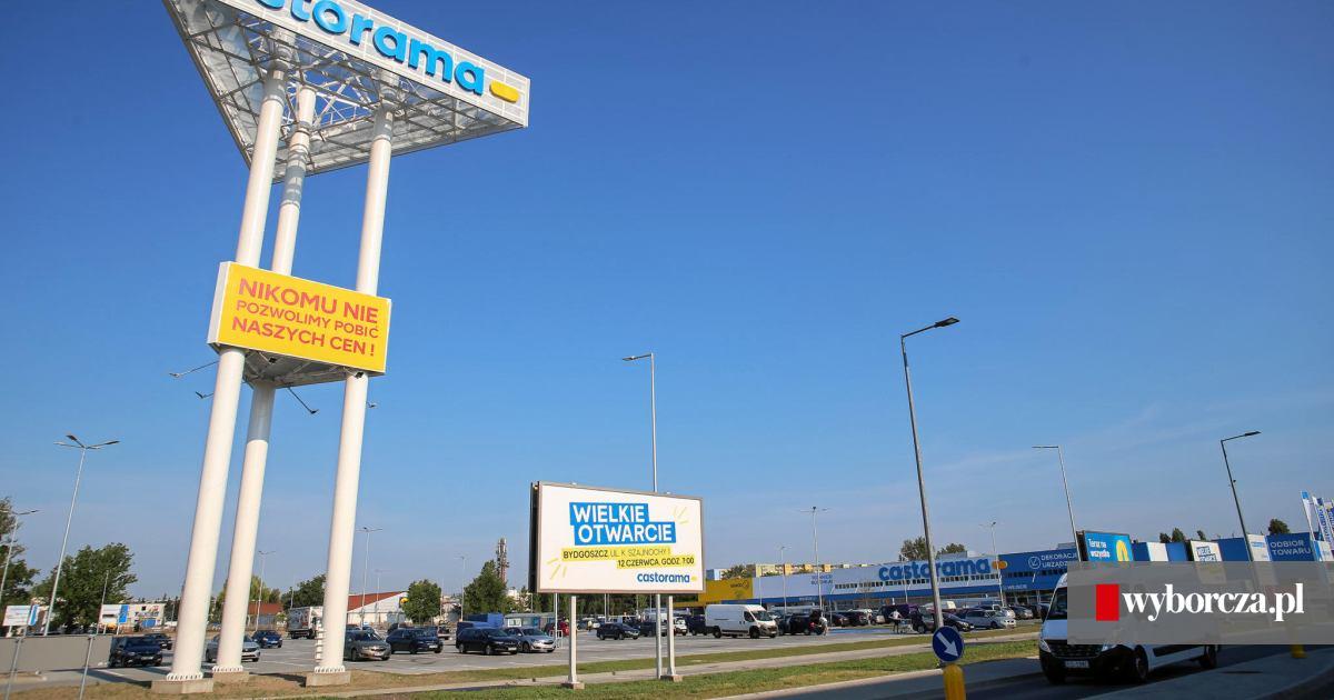 Castorama Bydgoszcz Ii Kolejny Market Budowlany Juz Otwarty Zdjecia