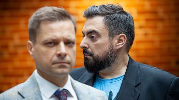 Marek i Tomasz Sekielscy, twórcy filmu 'Zabawa w chowanego' o pedofilii w Kościele