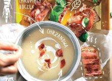 Zupa ziemniaczano-chrzanowa - ugotuj