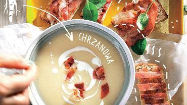 Zupa chrzanowa