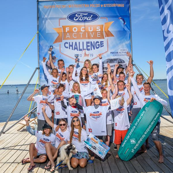 Ford Focus Active Challenge 2019