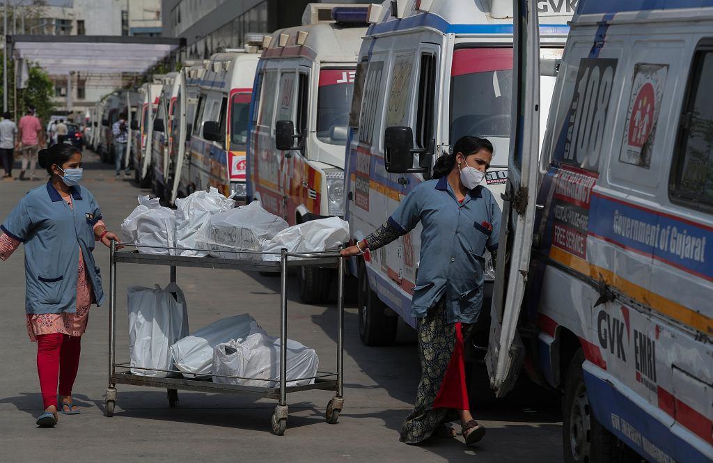 Indie. Twitter blokuje treści krytykujące rząd za walkę z koronawirusem