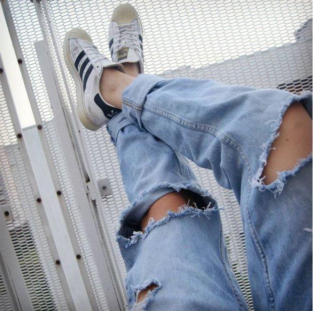 Adidas SuperStar zobacz jak się nosi kultowe buty