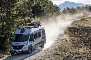 Fiat Ducato 4x4 Expedition   Kamper na każde warunki