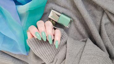 paznokcie modne