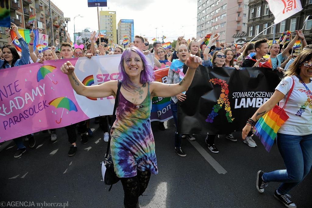 Pierwszy szczeciński Marsz Równości