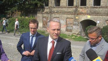 Wybory samorządowe 2018. Jacek Żalek, kandydat Zjednoczonej Prawicy na prezydenta Białegostoku