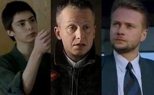 Artur Żmijewski, Bogusław Linda, Magdalena Dandourian
