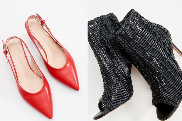 Buty do czerwonej sukienki, fot. mat. partnera